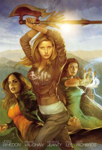 buffy volume 1
