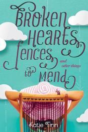 broken hearts fences